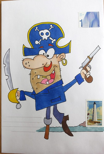 Pirate Series Book #3