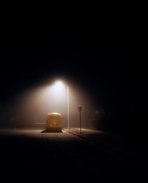 Amanda Friedman, Bus, Westchester, CA