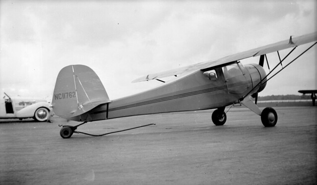 1937 Cleveland Air Race, Monocoupe