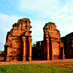Jesuit Missions of the Guaranis: San Ignacio Mini