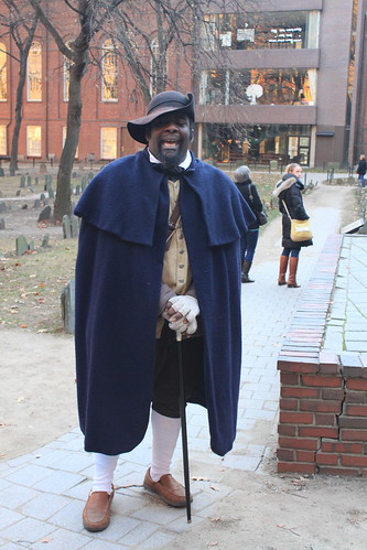 Freedom Trail Tour Guide