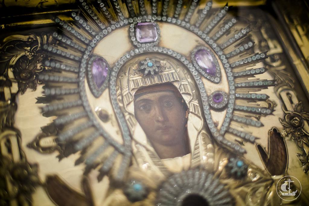 """9 декабря 2013, Всенощное бдение накануне дня празднования иконы Божией Матери """"Знамение"""""""