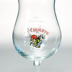 ベルギービール大好き!!【ラ・シュフの専用グラス】(管理人所有 )