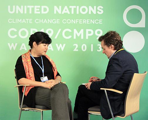 UNFCCC COP19 - Warsaw, Poland