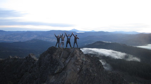"""Cascade-Siskiyou Monument from the book """"Wild: From Lost to Found on the Pacific Crest Trail (2012)"""" by Cheryl Strayed"""