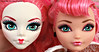 Monster High & Ever After High C.A. Cupid Comparison by My Dolls Are My Models