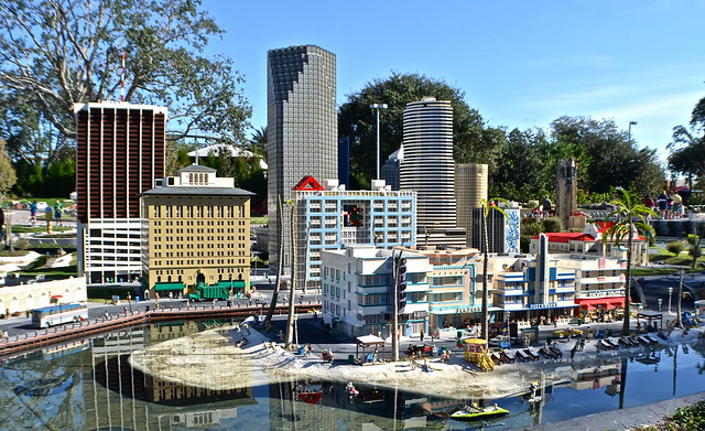 11556284293 81aa5459c7 z Miniland of Legoland Florida   A Must Visit Exhibit