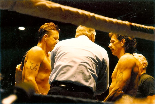 Mickey Rourke Boxing D...