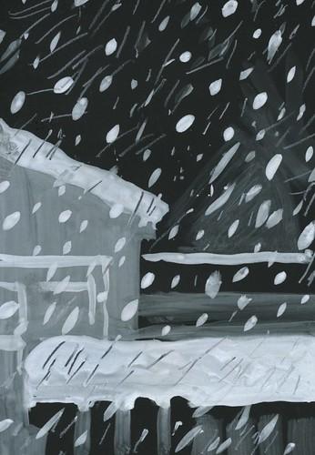 Snow by Bricoleur's Daughter