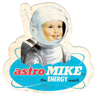 Astro Mike the ENERGY snack