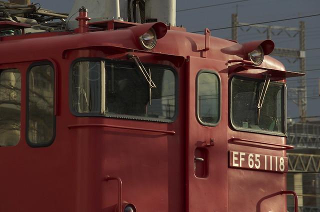 Tokyo Train Story EF65 2014年1月26日