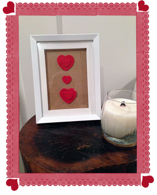hearts-on-frame