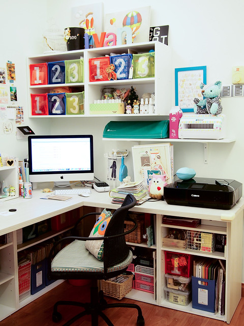 Happiness is Scrappy: Blog Hop⎪How Do I Organise My ...