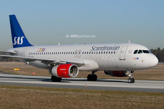 Stockholm-Budapest járatot indít a SAS