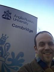 Adrian Ashton Anglia Ruskin cambridge almuni
