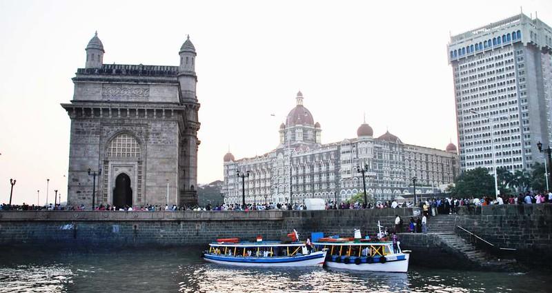 39 Regreso de Elefanta Island a Mumbai. Puerto,  (48)