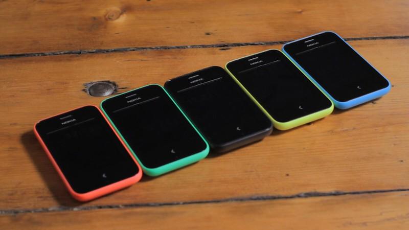 Nokia Asha 230 Colors