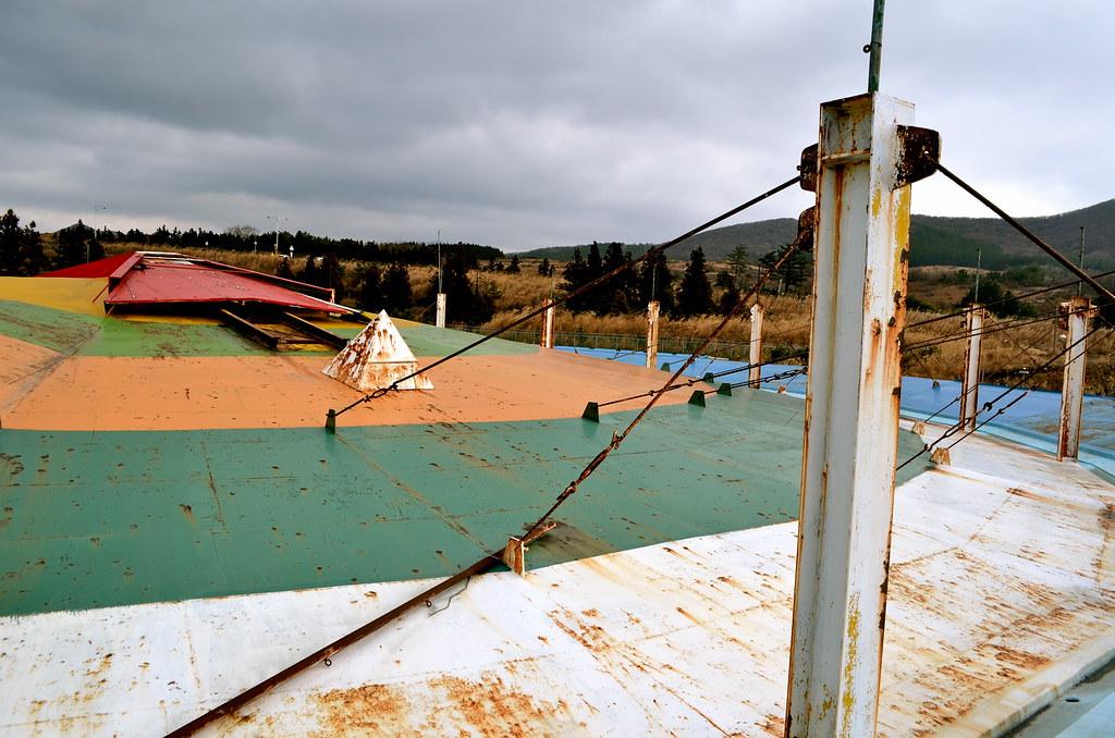 Abandoned Circus Jeju 16