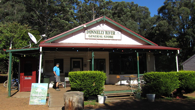 Day 27: Donnelly River General Store