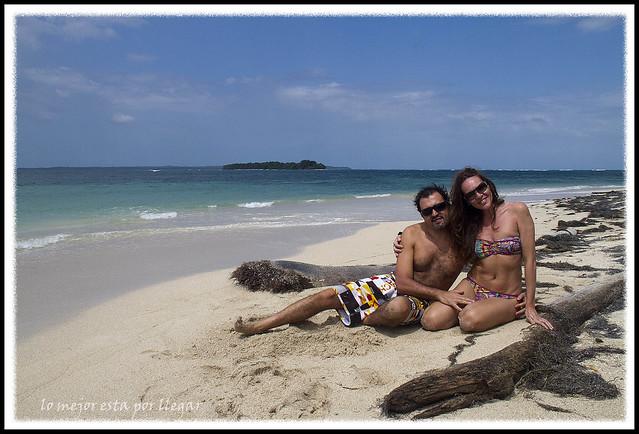 Playas de Cayo Zapatillas, Bocas del Toro