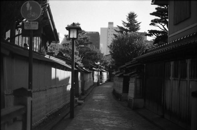 ひがし茶屋街 - Higashichaya Street