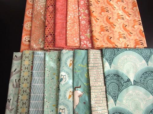 Donut Fabrics
