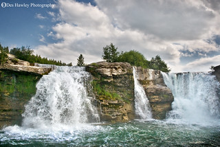 LUNDBRECK FALLS and CROWSNEST RIVER #2