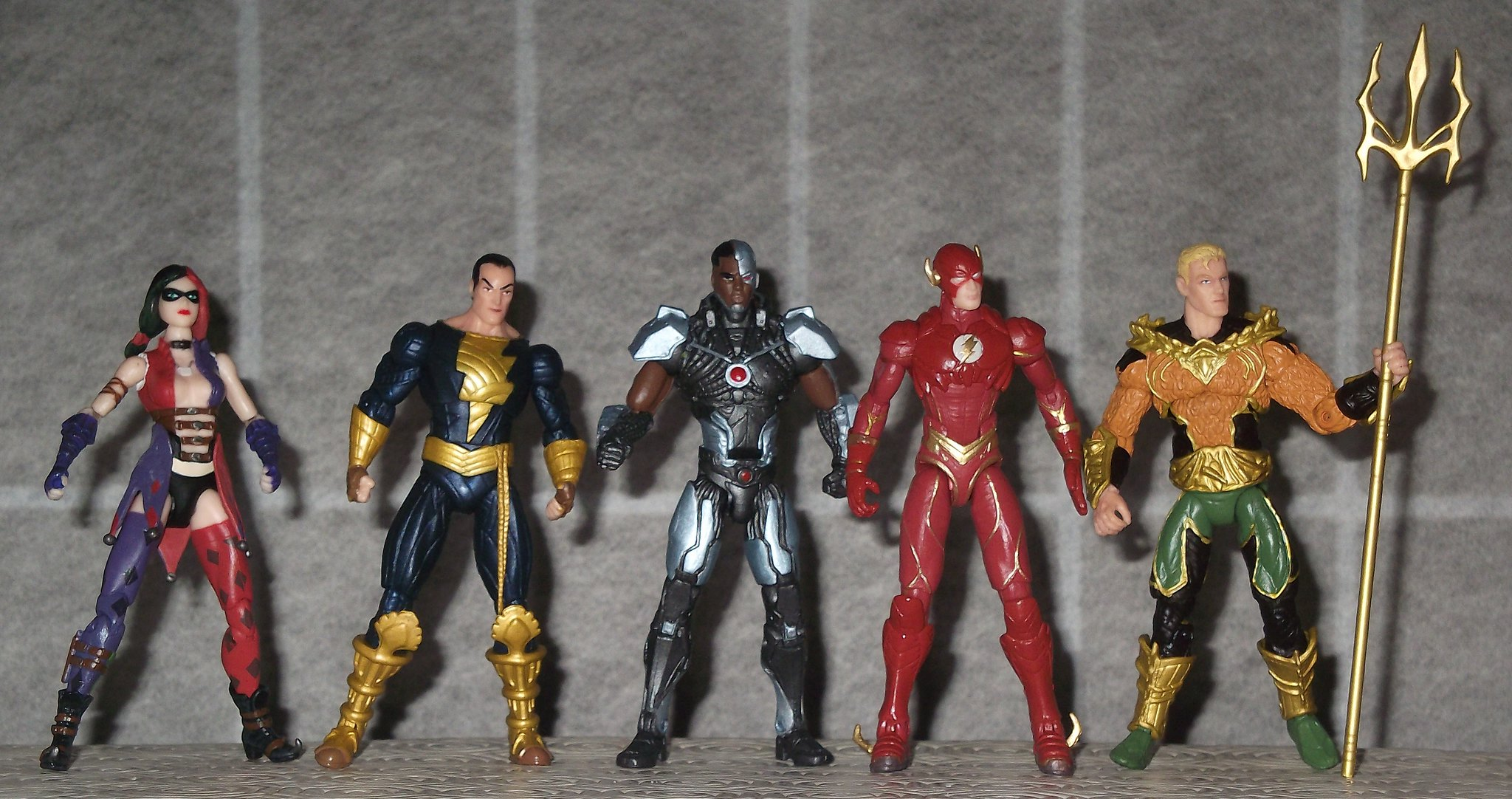 Toys For Injustice : Injustice gods among us inch action figures