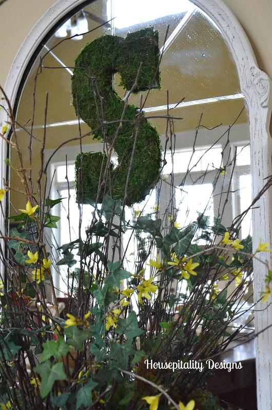 Garden Stool Vase