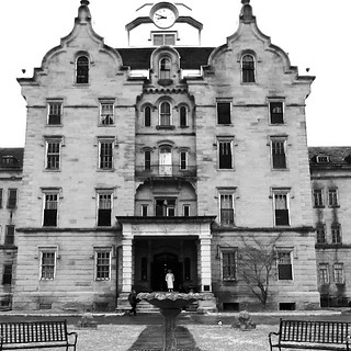 Tours reopened today #transalleghenylunaticasylum #weston #westvirginia #tekkbabe859 #blondebetweenthemountains