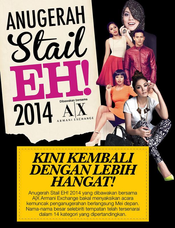 Anugerah Stail EH! 2014