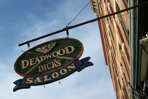 Deadwood Dicks Saloon, Deadwood, South Dakota 08/23/2013 5:26PM