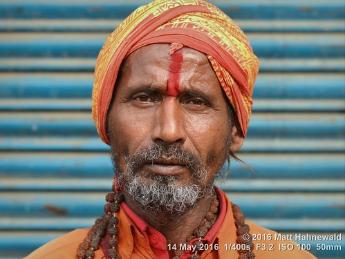 ©matthahnewaldphotography facingtheworld photography photo image psychological favourite superior excellent nikond3100 nikkorafs50mmf18g primelens 50mmlens 43aspectratio horizontalformat street portraiture portrait closeup headshot fullfaceview orange orangeturban outdoor colour colourful worldcultures cultural character personality realpeople humanhead humanface forehead tilaka humaneyes facialexpression eyecontact greybeard headwrap shortbeard coveredhead consent empathy rapport respect encounter travelportrait hinduism sadhu temple pashupatinath kathmandu nepal posing authentic manly rudrakshabeads mala
