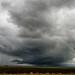 Spring Thunderstrom, Merced County, CA