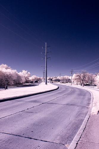 canon40d ir infrared infraredlandscape landscae lewisville texas