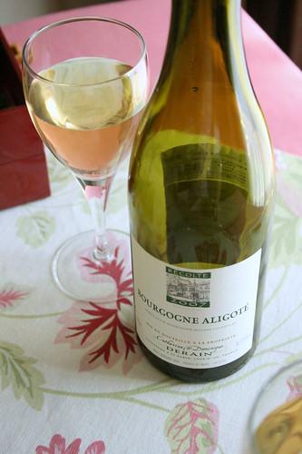 Bourgogne Aligote Dominique Derain
