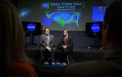 NASA Agency Update (NHQ201703200002)