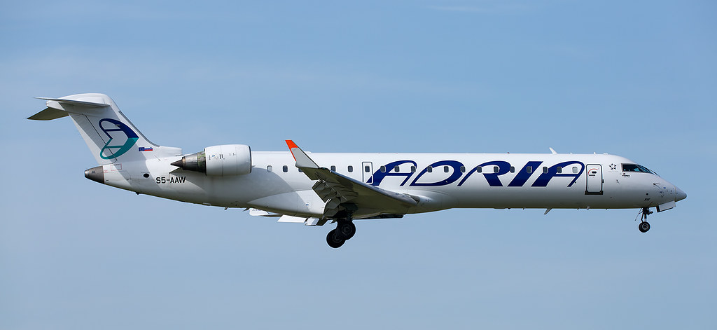 S5-AAW - CRJ7 - Not Available