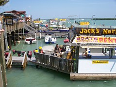 Madeira Beach, Florida - John's Pass Village & Boardwalk