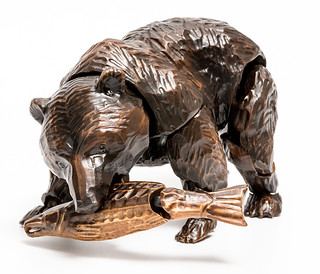 Max Factory創業30周年紀念商品 figma higma ヒグマ(棕熊)