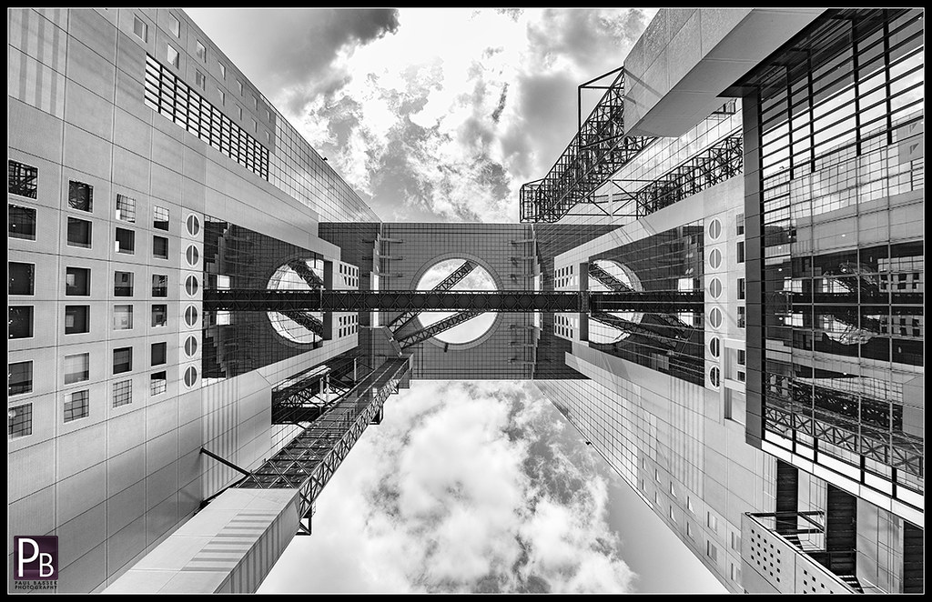 Umeda Sky Building Osaka, Japan