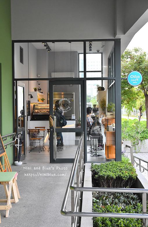 僑光逢甲熱愛生命咖啡Chica cafe11