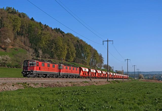 SBB RE4/4''' 11354
