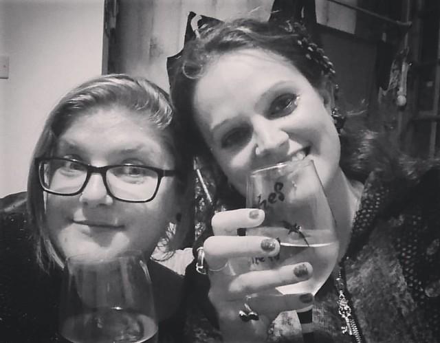 Wine time 😊  #friendlove