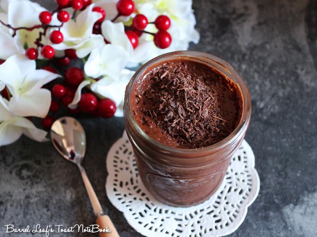 Chocolate Mousse Aquafaba (8)