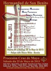Las Fiestas de Mayo llegan a la Hermandad de San Benito