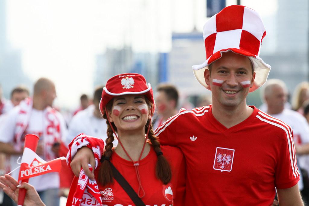 Euro 2012, Warsaw, Poland