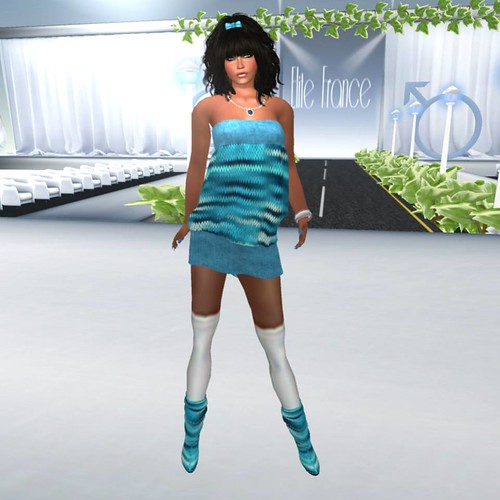 ELITE DEFILER BLUE BUBBLE by ♥Caprycia♥