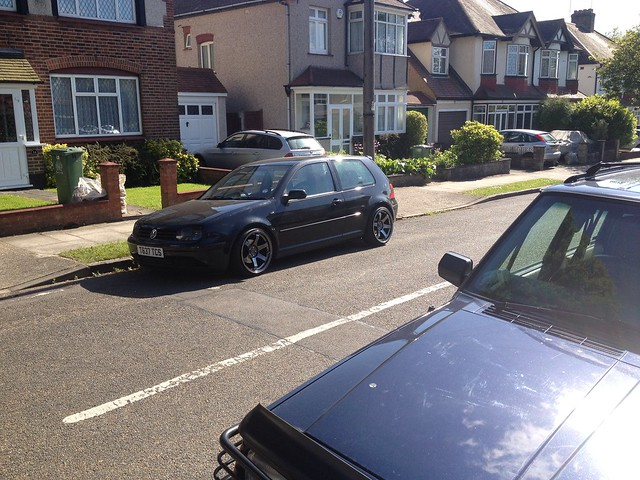 Just another mk4 golf among the 1000's 8946096135_9afc67f9cd_z