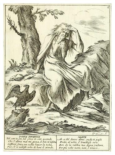 007-Dama envidiosa- Le ventiqvattr' hore dell' hvmana felicità…-1675--Giuseppe M. Mitelli